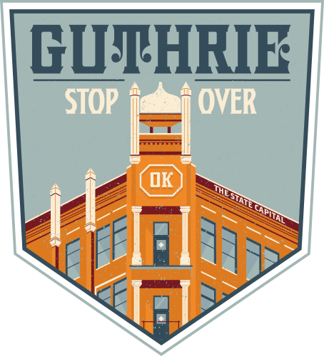 Guthrie Stopover, OK, USA - 2013