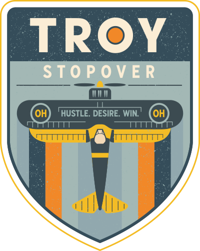 Troy Stopover, OH, USA - 2013