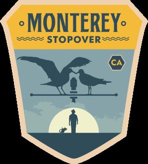 Monterey Stopover, CA, USA - 2012