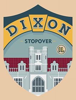 Dixon Stopover, IL, USA - 2012