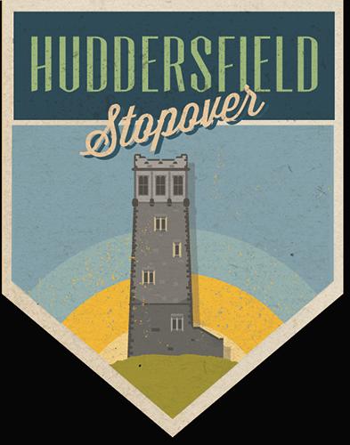 Huddersfield Stopover, England, UK - 2012