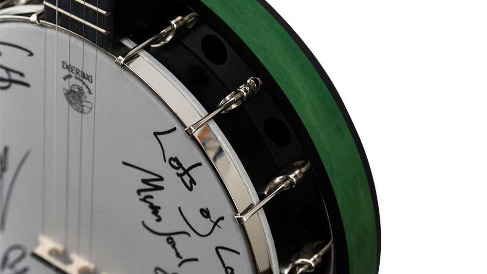 Ireland Delta Banjo